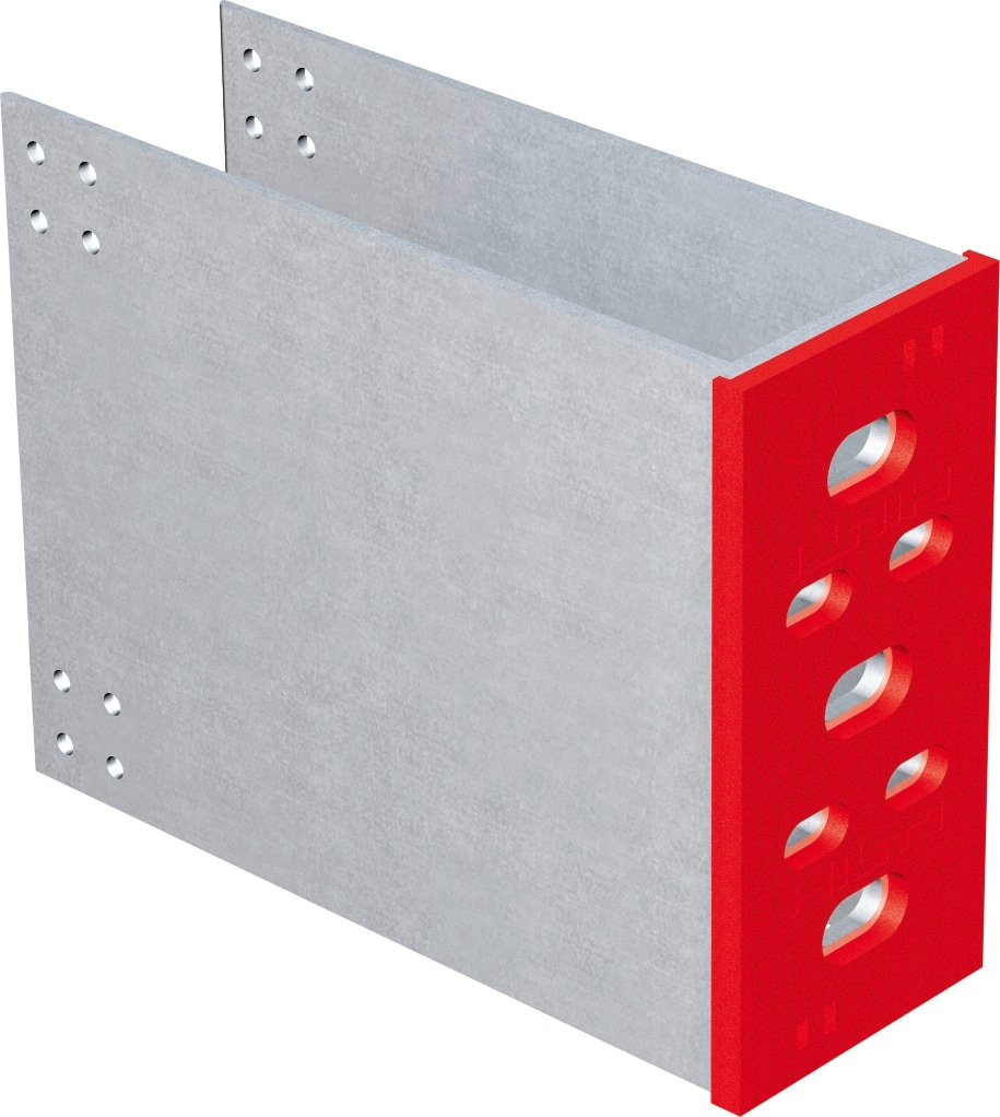 Eurofox S2S Slab to Slab brackets