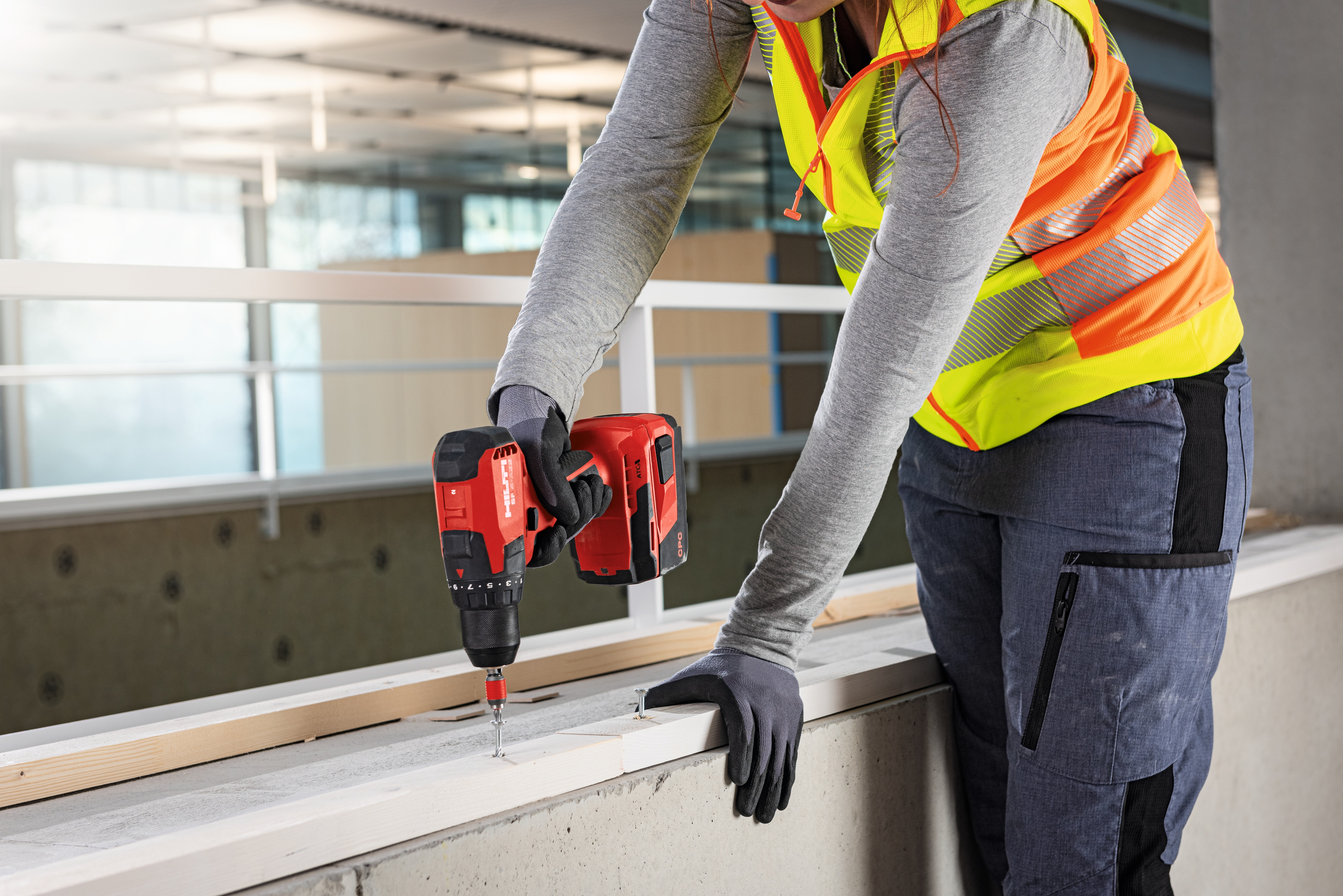 Video INTRODUCING Hilti SF 4-A22 Cordless Drill Driver