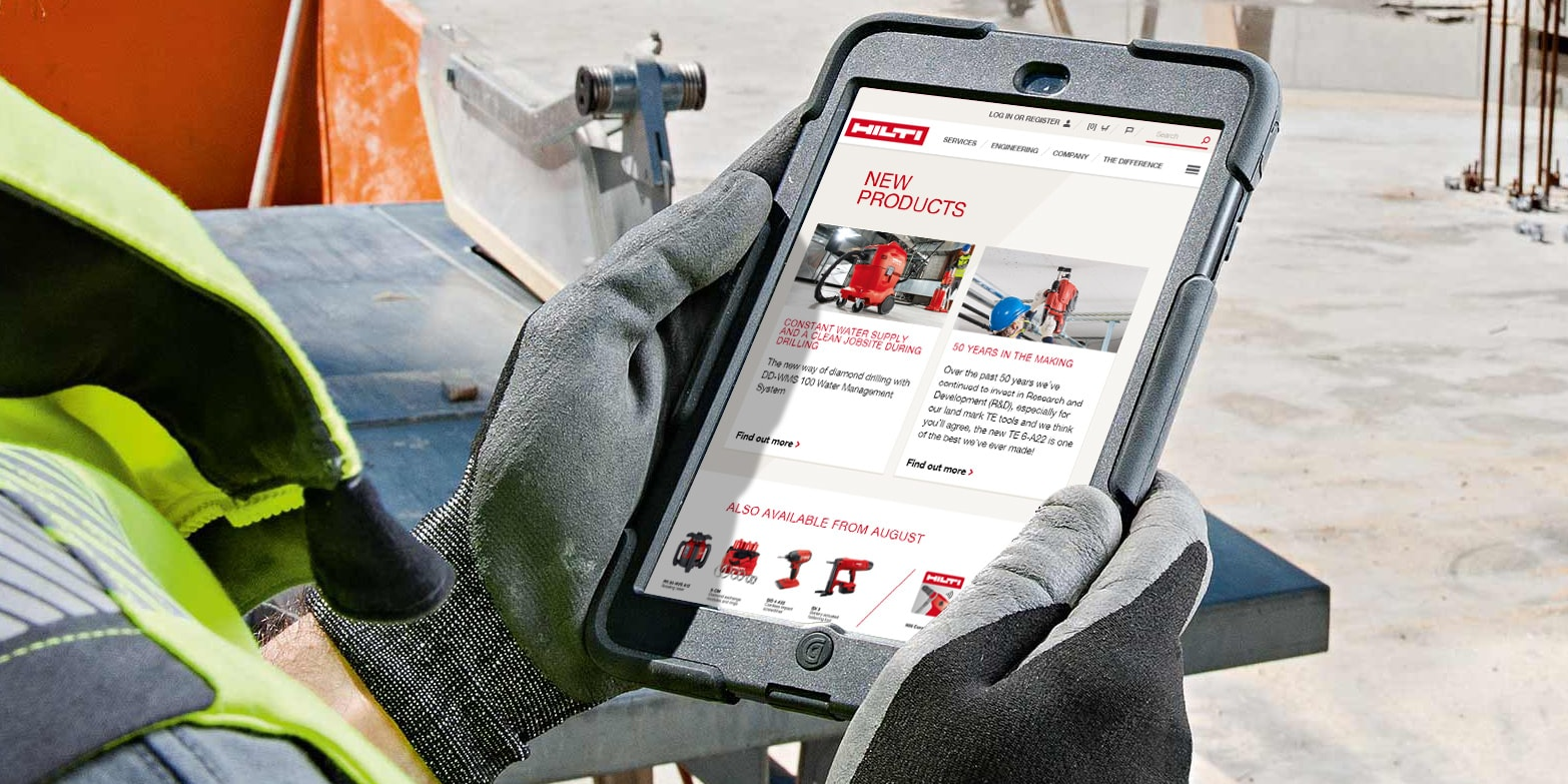 Hilti Innovation Magazine