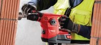 TE 30-A36 Cordless rotary hammer High-performance cordless combihammer featuring brushless motor and Active Torque Control Applications 4