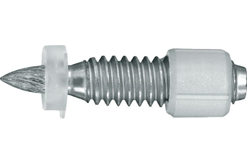 X-EM8H FP10 Threaded studs M8 threaded stud (with 10 mm plastic washer)