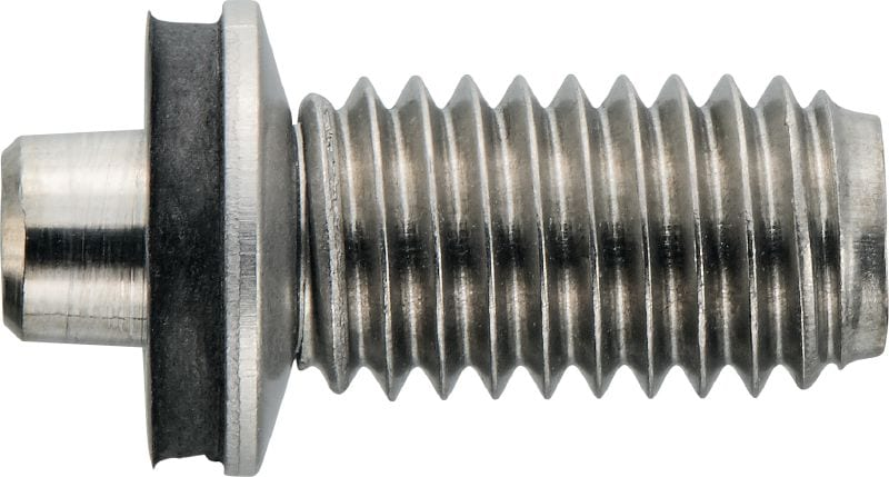 X-BT-GR Threaded stud for fastening grating and checker plate to steel