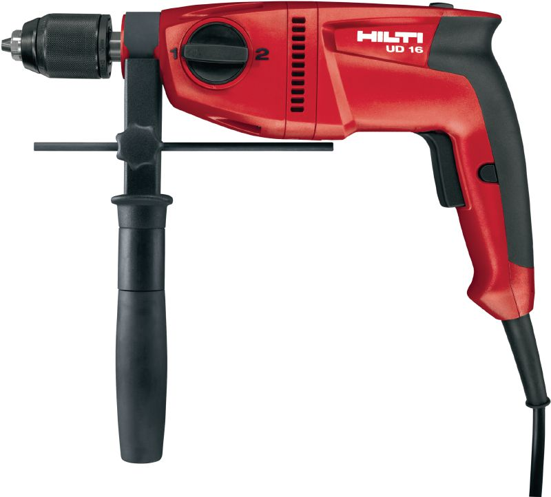 UD 16 Drill driver Corded two-speed, high-torque drill driver for wood applications